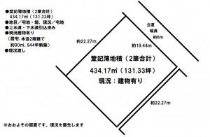 太田地形図